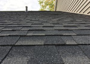 Black Streaks on the Roof